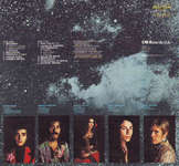 Back cover of the Fandangos in space album